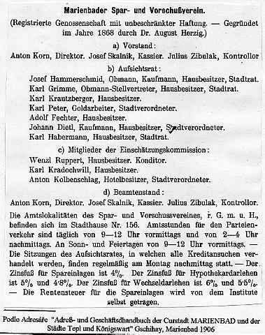 Město Mariánské Lázně bylo pro staré Rakousko i nové Československo po roce  1918 významným zdrojem příjmů. Daně 8108e21dc9